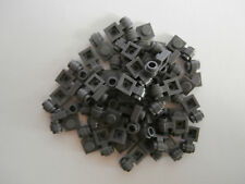 LEGO STAR WARS   50 Bauplatten 4081 grau mit waagrechter Öse / Lampenhalter  NEU