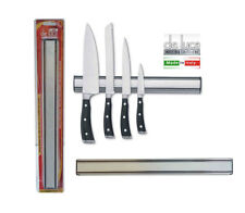 Barra da 42 cm magnetica muro calamita per coltelli forbici utensili metallici