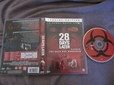 28 days later/28 jours plus tard de Danny Boyle (Cillian Murphy), DVD, Horreur