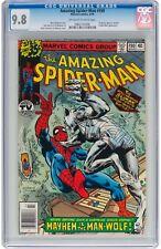 The Amazing Spider-Man #190 (Mar 1979, Marvel Comics) CGC 9.8 NM/MT | Man Wolf