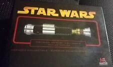 Star Wars Master Replicas Obi-wan Kenobi Mini .45 Scale Lightsaber Sw-311