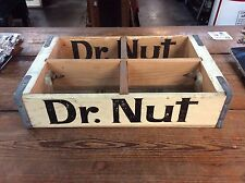 Dr Nut Soda Crate Not Coke, Dr. Pepper,  Pepsi, Coca Cola  Bottle Dated 1978
