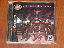 Quake 3 III Arena (Sega Dreamcast, 2000) Complete