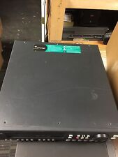 GE SECURITY DVMRE-PR016-600DVD 600GB 16 Channel Color Multiplexer Recorder