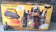 2005# Vintage Batman Begins Transforming Gotham City Playset By Mattel#Sealed