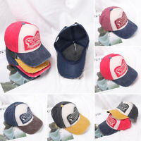 Hip Hop Motorcycle Racing  Baseball Hat Sports Fishing Climbing Peaked Cap New