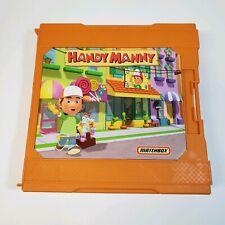 Handy Manny Fold-Out Playset Matchbox Disney