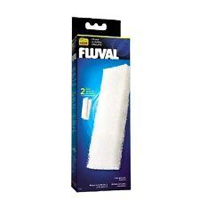 2 X Fluval 204/205/206 Y 304/305/306 Espuma 2 en un paquete de Repuesto Esponja Filtro
