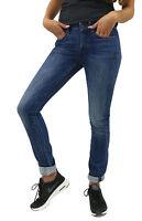 G-Star 3301 High Skinny med  aged 60877.7899.6348 - Jeans - Women - blue + new +