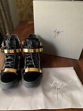 Giuseppe Zanotti ( Cody Touch Strap sneakers) / Size 40