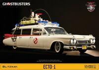 Ghostbusters 1984 ECTO-1 Vehicle Car Replica Geisterjäger 1/6 Fahrzeug Blitzway