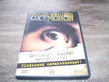 Guido Weijers - Oxymoron Theaterdebuut ! * DVD 2004 * region 2 PAL