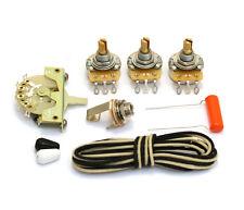 3-way Wiring Kit for USA Vintage Fender Stratocaster/Strat® WKS-VNT3