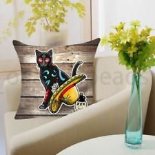Polyester Living Room Animals & Bugs Decorative Cushions & Pillows