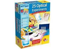 25 OPTICS EXPERIMENTS