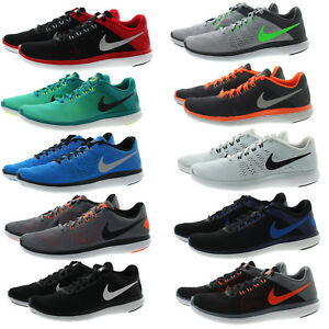 Nike 830369 Mens Flex RN Cross Training Performance Running Shoes Sneakers