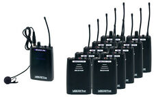 Vocopro Silentpa-Tour10 - 16Ch Uhf Wireless Audio Broadcast System