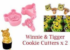 Winnie the Pooh Tigger Cookie Cutter Biscuit Embossed Cake Decoration Push Mold