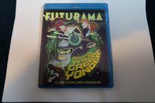 Futurama - Into the Wild Green Yonder (Blu-ray Disc, 2009, Checkpoint...