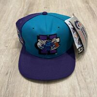 Vintage Sports Specialties Charlotte Hornets Hat NEW NBA Snapback VTG 90s Cap