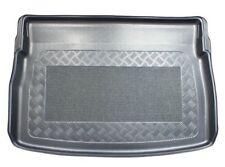 Antislip Boot Liner Trunk Mat for VW Golf Sportsvan 2014- upper and lower boot
