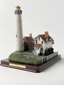 "Tawas, Michigan Collectible Lighthouse 5.75""x6""x4.5"""