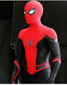 Spider Man Far From Home Cosplay Costume Spiderman Zentai Suit Party Halloween