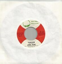 April Wine - Teacher / You Could Have Been A Lady (Vinyl-Single 1972) !!!