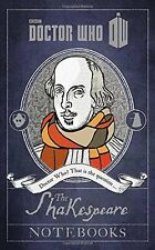 Doctor Who: The Shakespeare Notebooks (Dr Who),No Author Details, Justin Richar