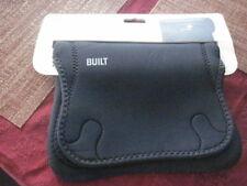 NEW Built Neoprene Envelope for iPad Tablet Cover Black NEW