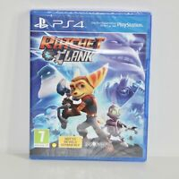 RATCHET & AND CLANK - SONY PLAYSTATION 4 PS4 GAME - SAME DAY DESPATCH UP TO 3PM!