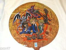 """NEW 2  YU-GI-OH MYLAR FOIL BALLOON 18"""" PARTY FAVORS SUPPLIES"""