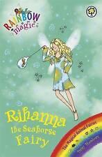 Rihanna the Seahorse Fairy: The Magical Animal Fairies Book 4 (Rainbow Magic), M