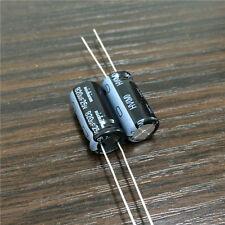 5pcs 820uF 25V Nichicon HV 10x20mm 25V820uF Super Low Impedance Capacitor