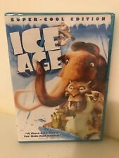 Ice Age (DVD, 2006, 2-Disc Set, Super Cool Edition Widescreen  Full Frame)