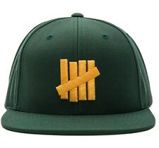 Oakland A's Hat Athletics *Team Colors* Cool Logo Undefeated brand snapback NWT