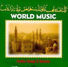 Various Artists : Arabic Songs & Dances CD