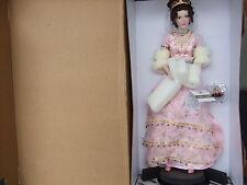 Princess Sofia Imperial Debutante Faberge Franklin Mint Porcelain Doll NRFB MIB