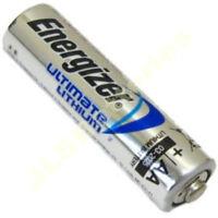 18 AA ENERGIZER Lithium Camera Batteries 12 + 6 FREE
