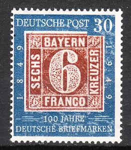 BRD 1949 Mi. Nr. 115 Postfrisch BPP Schlegel !!!