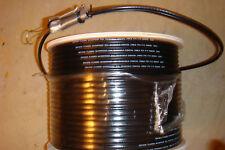 Rg6 Tri Shield Messenger gel Coaxial cable 305mt foxtel