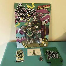 MF Duff Trap Toys Figure MF Doom Run The Jewels Spidermandem Eazy He Eazy-E