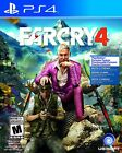 Far Cry 4 Playstation 4 PS4 PS5 Backwards Compatible Ubisoft Survival - New