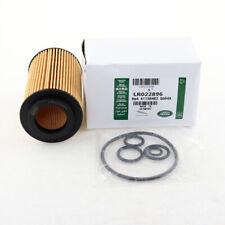 Land Rover Range 3.0L 4.2L 5.0L Engine Oil Filter Kit LR022896