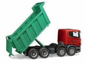 Bruder (03550) Toy 1:16 Scale Pro Series Scania R series Tipper Truck -  BA