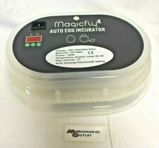 New listing Magicfly Digital Mini Fully Automatic Egg Incubator 9-12 Eggs Poultry Hatcher