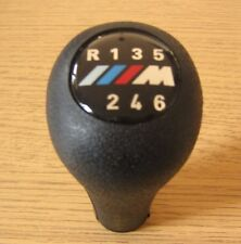 Gear Shift Knob 6 Speed Leather Imitation BMW M E36 E39 E34 E30 X5 E87