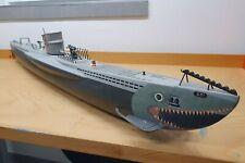 U-Boot, RC Modellschiff ferngesteuert incl. Fernbed., U-31 Typ VII A 133 cm lang