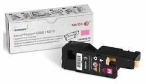 Xerox Genuine Phaser 6000/6010 / WorkCentre 6015 Magenta - Toner Cartridge