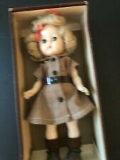 Official Brownie Scout Doll from 1956 in Original Box
